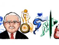 Homenaje de Google a Ludwig Guttmann