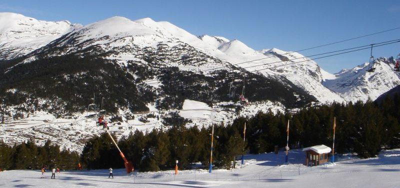 Grandvalira Andorra, un sitio mágico para esquiar