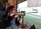 Helena Arias, récord de España en el Campeonato de España de Armas Olímpicas