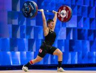 Ilia Hernández, a 6 kg del bronce