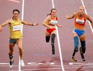 Sara Andrés, 7ª en 100 metros en Tokio