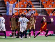 España no puede con Argentina (0-2)