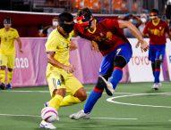 Un gol de 'Niño' le da la victoria a España en su debut en Tokio