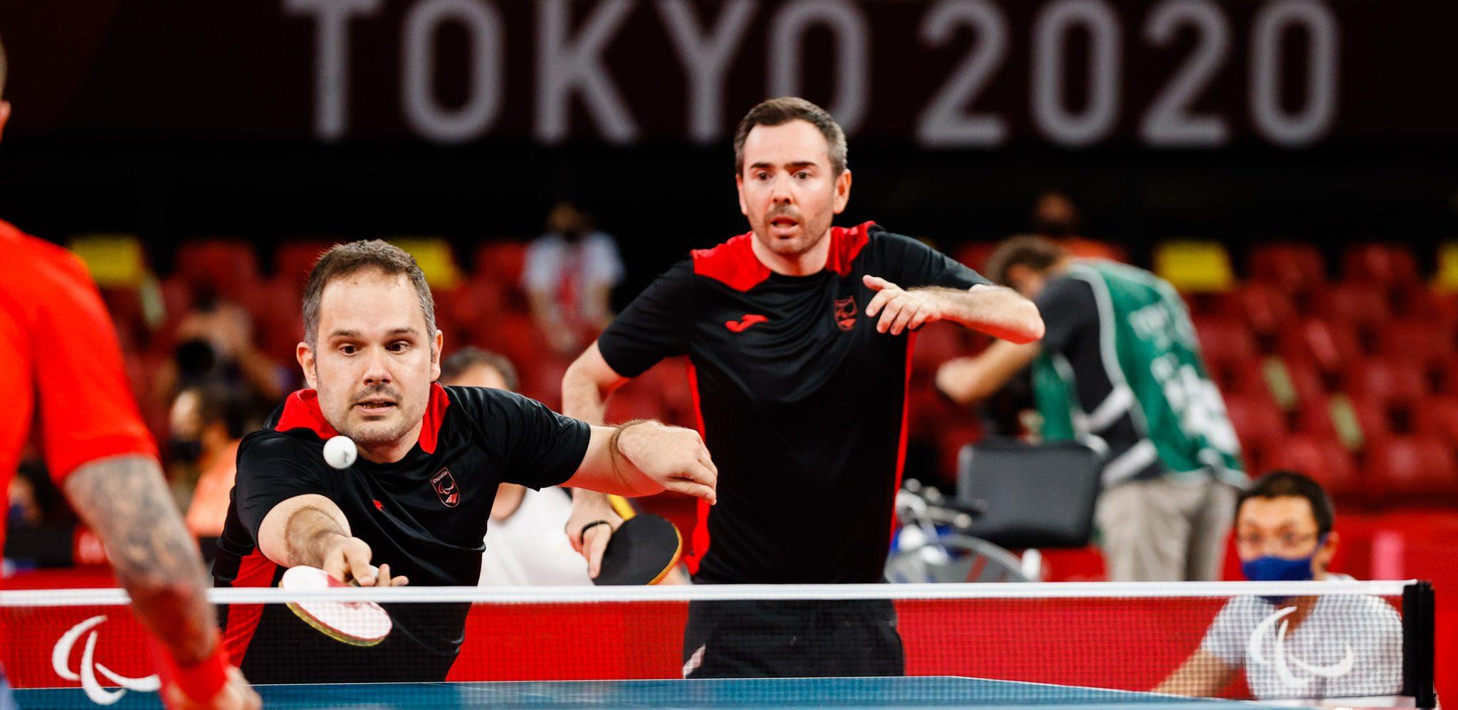 Jordi Morales y Álvaro Valera. Fuente: CPE