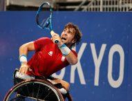 Daniel Caverzaschi, a cuartos de final en Tokio