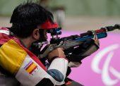 Juan Antonio Saavedra, 4º en su debut en Japón