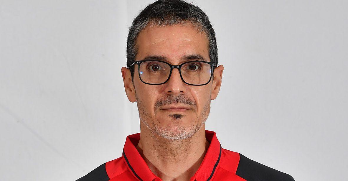 José Ignacio Prades. Fuente: Rfebm