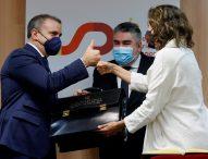 José Manuel Franco toma el relevo como presidente del CSD