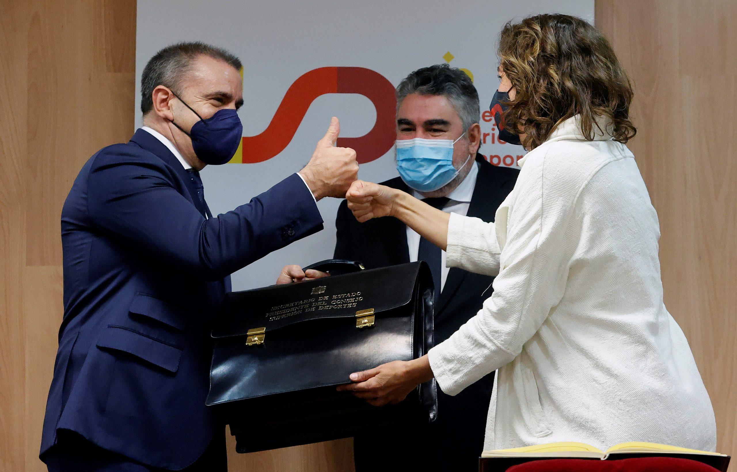 José Manuel Franco. Fuente: CSD
