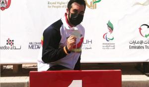Juan Antonio Saavedra gana el oro en tiro