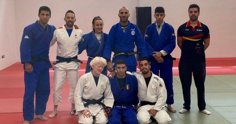 Judocas. Fuente: CPE