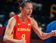 La Selección Española Femenina de Baloncesto pasa invicta a cuartos de final