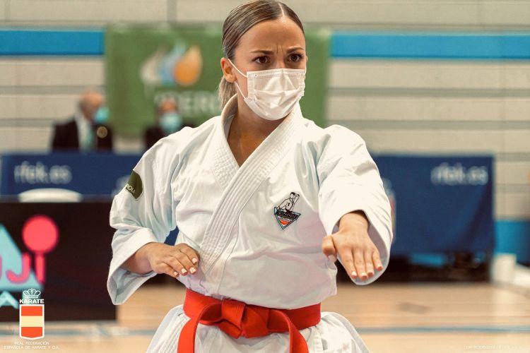 Lidia Rodríguez. Fuente: COE