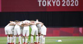 Un punto para el fútbol español en su debut olímpico