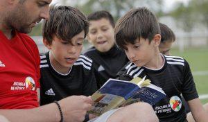 Fomentando la lectura deportiva