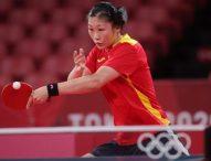María Xiao, en dieciseisavos de final