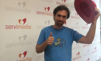 """Mario García: """"La inclusión en el deporte es incluir a cualquier persona"""""""