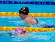 Marta Fernández, campeona paralímpica en 50 metros braza
