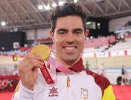 El ciclista Alfonso Cabello, campeón paralímpico con récord del mundo
