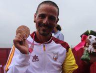Sergio Garrote, doblete de bronce en Tokio