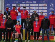 4 oros españoles en la Copa del Mundo de Triatlón de La Coruña
