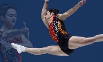 Miquel Mañé, campeón del mundo sénior de gimnasia aeróbica