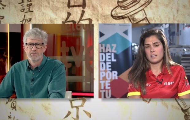Miriam Martínez. Fuente: Comité Paralímpico Español