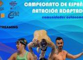 La élite de la natación paralímpica se cita en Castellón