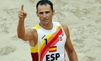 """Pablo Herrera: """"Sería un sueño competir en mis quintos Juegos Olímpicos"""""""