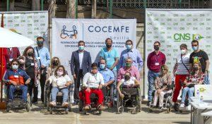 Fomentando la participación de las personas con discapacidad