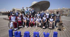 Luanvi diseña la equipación para la delegación paralímpica española