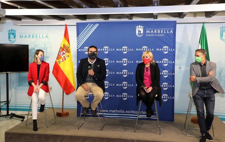 Presentación partidos selección español de fútbol femenino. Fuente: RFEF