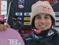 Queralt Castellet, bronce mundial en Aspen
