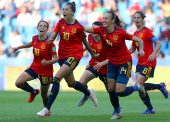 La Selección Española Femenina de fútbol aterriza en Marbella