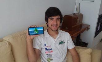 La cantera navega en casa en la Copa de Andalucía Virtual