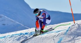 Sierra Nevada, escenario del Campeonato de España de esquí