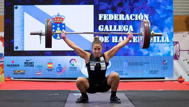 Irene Martínez. Fuente: Isaac Morillas / Rfeh