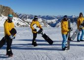 Regino Hernández y Lucas Eguibar, a por el Mundial de Snowboardcross en Idre Fjäll