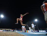 Sara Martínez consigue una nueva mínima B en salto de longitud T12