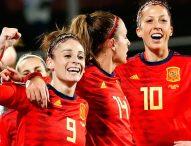 La selección española de fútbol femenina se enfrentará a Holanda