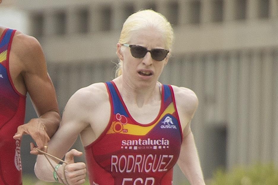 Susana Rodríguez. Fuente: Comité Paralímpico Español