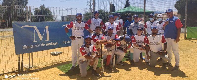 Club de Béisbol Tiburones de Málaga. Fuente: Tiburones