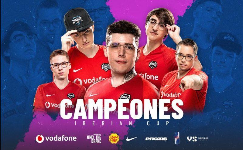 VG campeones Iberian Cup.