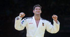 Niko Sherazadishvili, oro mundial