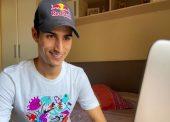 """Mario Mola: """"Compartir un podio en Tokio con Gómez Noya o Alarza sería lo máximo"""""""