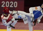 Javier Pérez Polo cae en su primer combate en Tokyo 2020