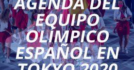 AGENDA - 24 DE JULIO | TOKYO 2020