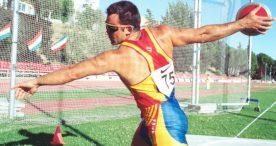 Alfonso Fidalgo, el rebelde discóbolo de Cembranos