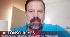 """Alfonso Reyes: """"Fueron días muy duros"""""""
