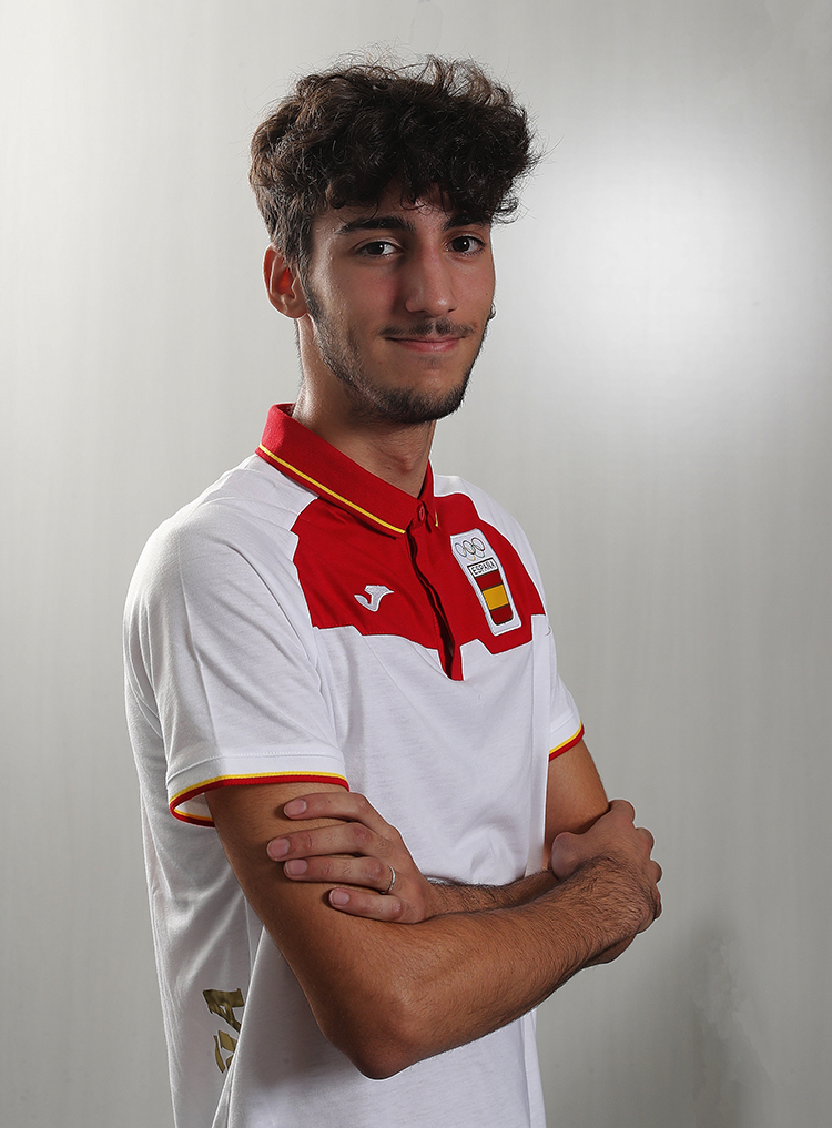 Alonso Santamaría. Fuente: COE